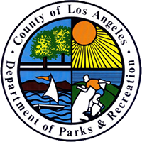 Los Angeles County Department of Parks and Recreation logo
